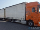 PANAV TV 018 M - prodejné jen s vozidlem DAF D1347Z - cena je za celou soupravu