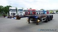 M + V  EURO 902 kontejnerový návěs