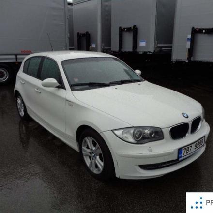 BMW 116 I - nelze odpočet DPH