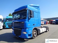 DAF FT - LD XF 105.460 SC LOW DECK