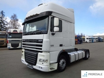 DAF FT XF 105.460 SSC LOW DECK EURO 5/EEV