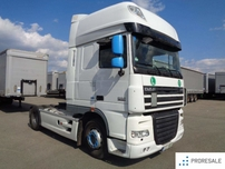 DAF FT XF 105.460 SSC EURO 5/EEV