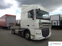 DAF FT XF 105.460 SC LOW DECK EURO 5/EEV