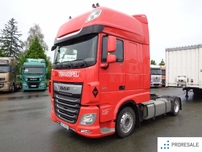 DAF XF 480 FT SSC LOW DECK EURO 6