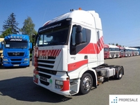 IVECO STRALIS ACTIVE SPACE 440S42 LOW DECK