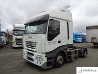 Iveco STRALIS AS 440 S43T Low Deck