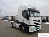 Iveco STRALIS ACTIVE SPACE AS 440S46 EURO 5/EEV