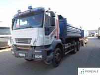 IVECO TRAKKER AD 380T41 sklápěč 11 m3 - Fe