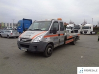 IVECO DAILY 65C18 D - ODTAHOVKA
