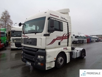 Man TGA 18.440 4X2 LLS-U LOW DECK