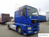 MAN TGX 18.440 4X2 LLS LOW DECK