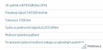 MAN na 36 splátek - OPERATIVNÍ LEASING - TGX 18.440 4X2 BLS EURO 6