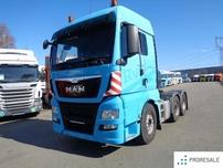 MAN TGX 26.480 6x2 BLS EURO 6