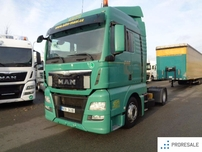 MAN TGX 18.480 4X2 LLS-U LOW DECK EURO 6