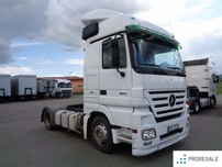 Mercedes-Benz ACTROS 1841 LS LOW DECK