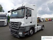 Mercedes-Benz ACTROS 1844 LSNRL LOW DECK