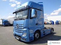 Mercedes-Benz ACTROS 1845 LSNRL LOW DECK EURO 6