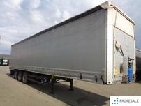 SCHMITZ CARGOBULL AG SCS 24/L - 13.62 COIL X-LIGHT - MULDA na přepravu svitků