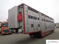 PEZZAIOLI SB31U - pro přepravu živých zvířat