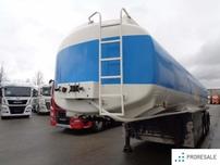 SCHWARZMÜLLER TSL 3/E - Cisterna na přepravu PHM - 39 m3