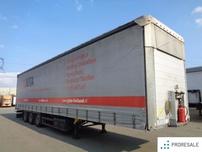 SCHMITZ CARGOBULL SCS 24/L - 13.62 CEB VARIOS - Mulda na přepravu svitků