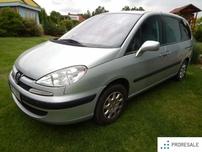 Peugeot 807 EBRHME - 7 místný - cena je včetně DPH - nelze odpočet !