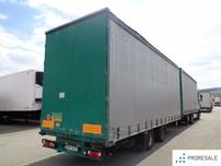 Svan CHTP 18 V 17,5 - prodejné jen s vozidlem D1117W - cena je za celou soupravu