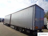 WECOM CP 04 - 120 m3 - prodejné jen s vozidlem V0312 - cena za celou soupravu