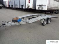 RYDVAN W3B22 - přívěs na přepravu aut