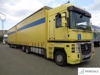 RENAULT MAGNUM 480.24 GV 6x2 EURO 5/EEV - prodejné jen s přívěsem P0290R - cena je za celou soupravu