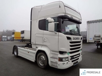 Scania R520 V8 TOPLINE EURO 6