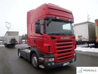 Scania R 420 LA 4X2 MNA TOP LINE