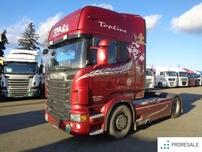 Scania R 560 LA 4X2 MNA V8 TOPLINE