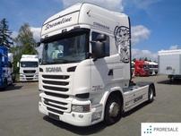 Scania R 450 TOP LINE EURO 6