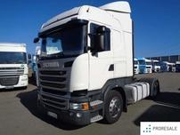 SCANIA R 440 EURO 5/EEV
