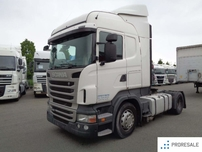 SCANIA R 420 LA 4x2 EURO 5/EEV