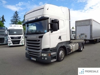 SCANIA R 440 TOP LINE LOW DECK EURO 5/EEV