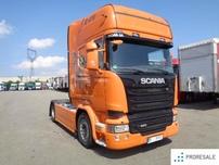 SCANIA R 490 TOP LINE EURO 6