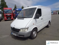 MERCEDES-BENZ SPRINTER 208 CDI KA/30 2,5