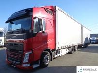 VOLVO FH 13.460 EURO 6 - prodejné jen s přívěsem P0284W - cena za celou soupravu