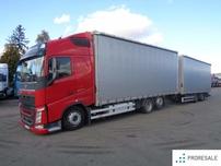 VOLVO FH 13.460 EURO 6 - prodejné jen s přívěsem P0298W - cena je za celou soupravu