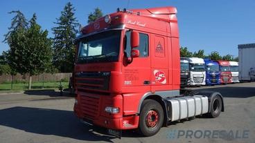 DAF FT XF 105.460 SC EURO 5 / EEV
