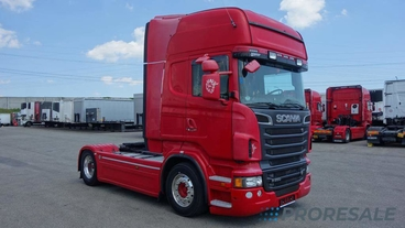 SCANIA R560 LA 4X2 TOP LINE EURO 5