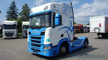 SCANIA R450 N323 TOP LINE EURO 6