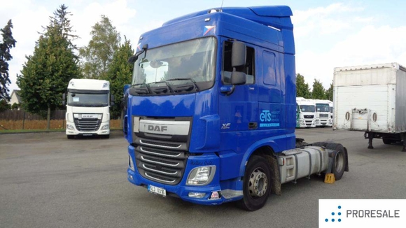 DAF XF 510 FT SC EURO 6