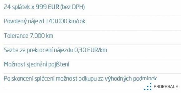 MAN na 24 splátek - OPERATIVNÍ LEASING - TGX 18.440 4X2 BLS EURO 6