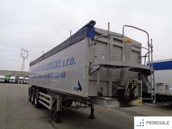 Stas SZ336K - 50 m3 - celohliníkový