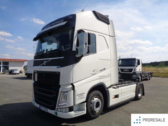 Volvo FH 13.500 4X2 T EURO 6 + HYDRAULIKA